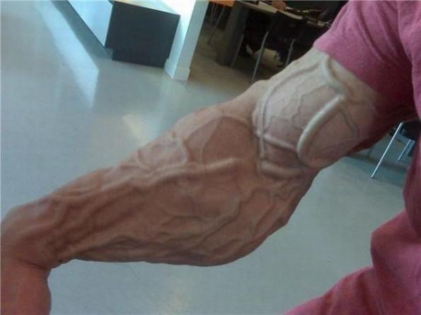 Freaky Forearm