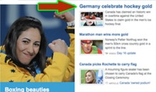 Germany Celebrates Hockey Gold…WTF?