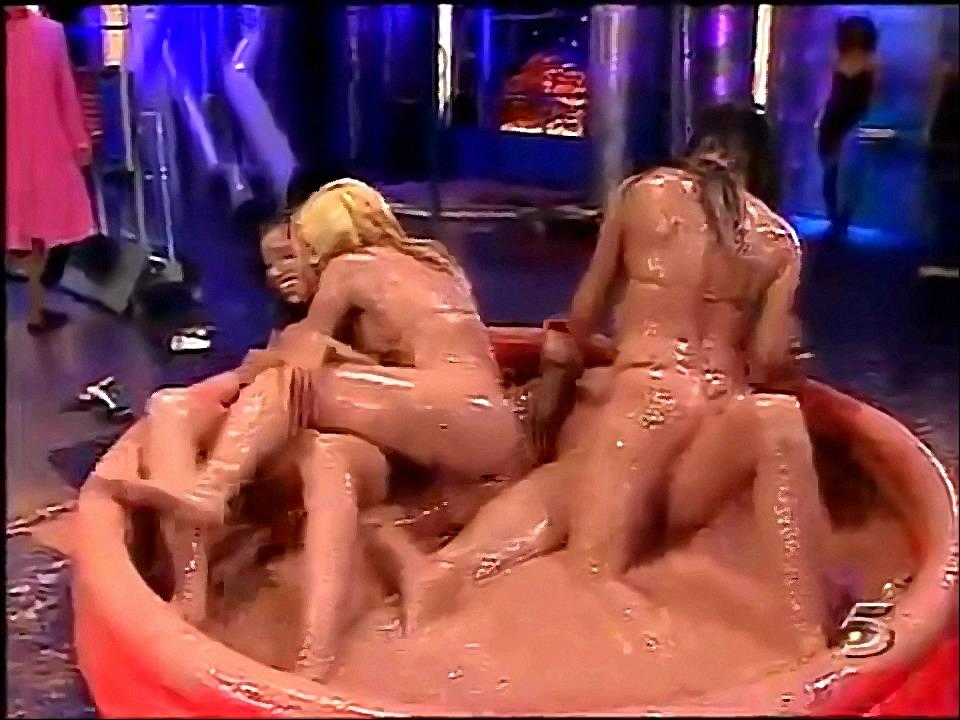 women on tv naked