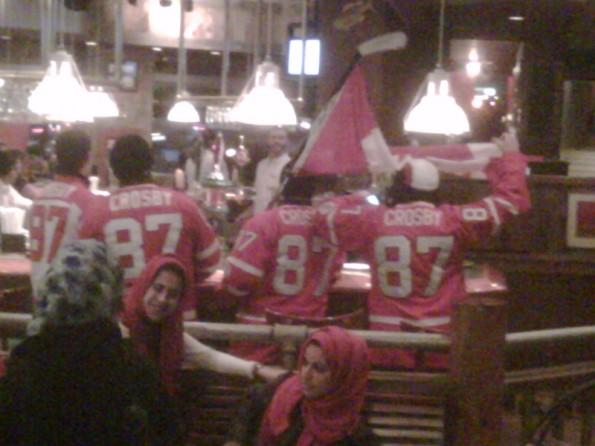 Crosby Fans
