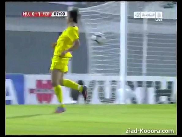 Ibrahimovic's Amazing Back Pass