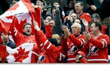 In Canada, Flying takes a Back Seat to Hockey