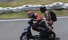 Japan's Odd Sport of Tandem Scootering (Video)