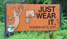 Picture Of The Day: Just Wear It!