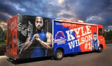 Boise State's Kyle Wilson Travels to the Combine In Style