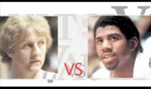 This Day In Sports History (March 24th) – Magic Johnson & Larry Bird