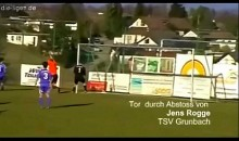 Wind 1, TSV Grunbach 0 (Video)