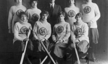Picture of the Day: The Swastikas Hockey Team (1916)