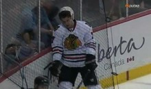 Wisniewski Cheap Shot Leaves Seabrook Dazed And Confused