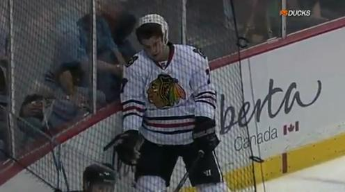 brent seabrook dazed