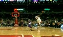 The Greatest Basketball Shot That Didn't Count?  (Video)