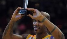 Stephon Marbury Is A (Chinese) All-Star MVP