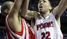 The Stat Line of the Night — 3/7/10 — Tayshaun Prince