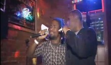 The Carolina Panthers' Backfield Takes A Shot At Karaoke