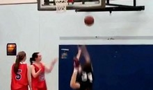 Ahahahaha! Girl's Epic Dunk Fail (Video)