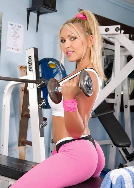 totalprosports wp content uploads 2010 04 Hot Gym Girls 2