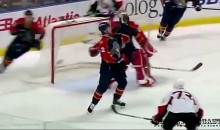 Keith Ballard's Own Goal Is Stranger Than You Think (Video)