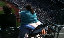 Picture Of The Day: Special Seat at the Ballpark