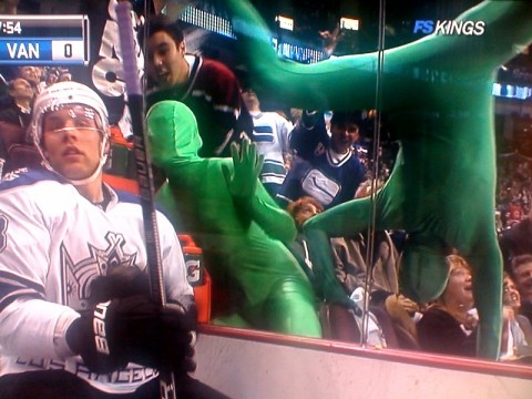 The Canucks Green Guys