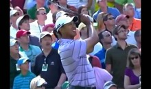 Tiger Says: Tiger Woods, you suck! God dammit! (Video)