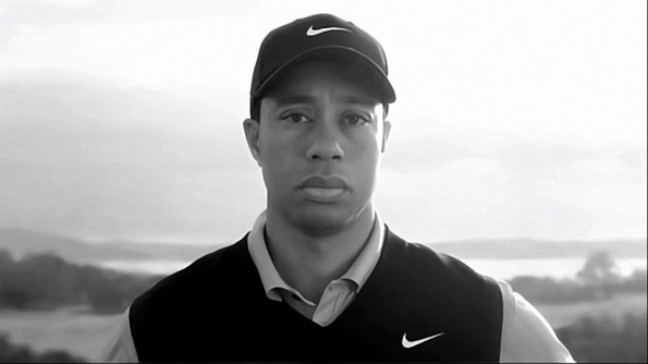 Tiger's New Nike Commercial