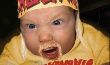 Picture Of The Day: Baby Hulk Hogan