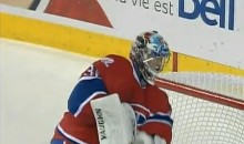 Carey Price's Bad Day At The Office