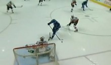 Daniel Sedin's Goal A Great Way To End The NHL Season (Vid)