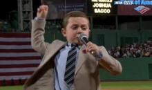 5-Year-Old Opens Red Sox Season With 'Miracle On Ice' Speech