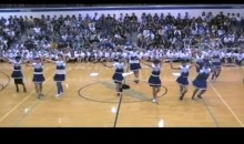 PowderPuff Cheerleading At Its Finest (Video)