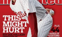 The SI Jinx Gets Roy Halladay For At Least One Day