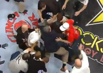 strikeforce brawl