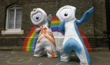 The London 2012 Mascots Are Watching You!
