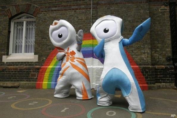 2010 olympic mascots