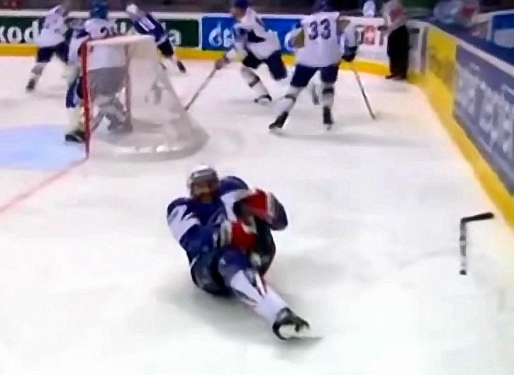Ankle's Aren't Supposed To Bend That Way! (Video)