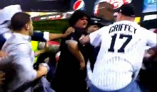 Fans Brawl at U.S. Cellular Field (video)