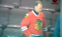 Blackhawks Dodge Game 7 As Their Fans Dodge Cups Of Beer (Video)
