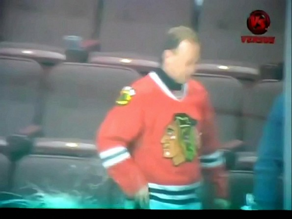 Blackhawks Dodge Game 7 As Their Fans Dodge Cups Of Beer