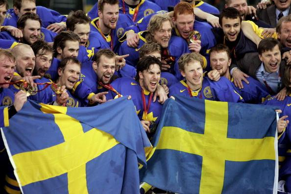 This Day In Sports History (May 21st) - Sweden Men's ...