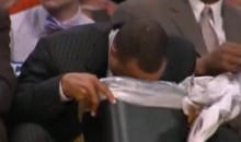 Alvin Gentry Sick To His Stomach…Before Artest Buzzer Beater!