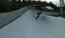 When Bobsledding And Skateboarding Collide (Video)