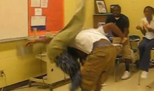 Future Mississippi State Corner Body Slams Former Algebra Teacher