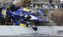 Mike Conway Goes Airborne In Wild Indy 500 Crash (Video)