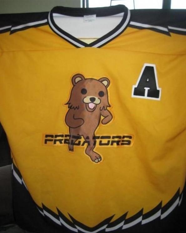 pedo bear jersey