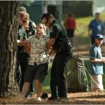 travis-parmalee-golf-fan-tasered