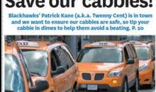 "Vancouver Cabbies Warned To Beware Of Patrick ""20 Cents"" Kane"