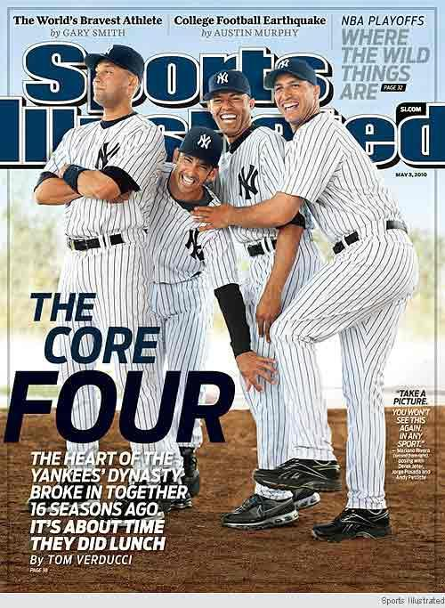 yankees si cover