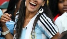 Dorismar is Argentina's Hottest Soccer Fan (Pics + Video)
