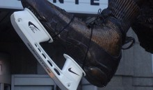 Michael Jordan Statue Now Has Nike Skates (Pics)