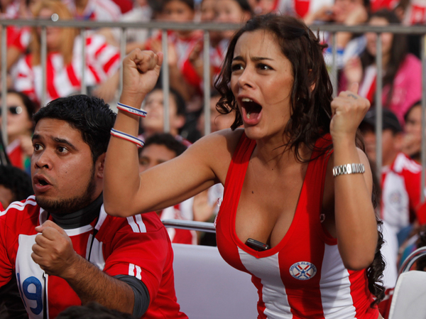 The Best Part Of The World Cup So Far (Pic)